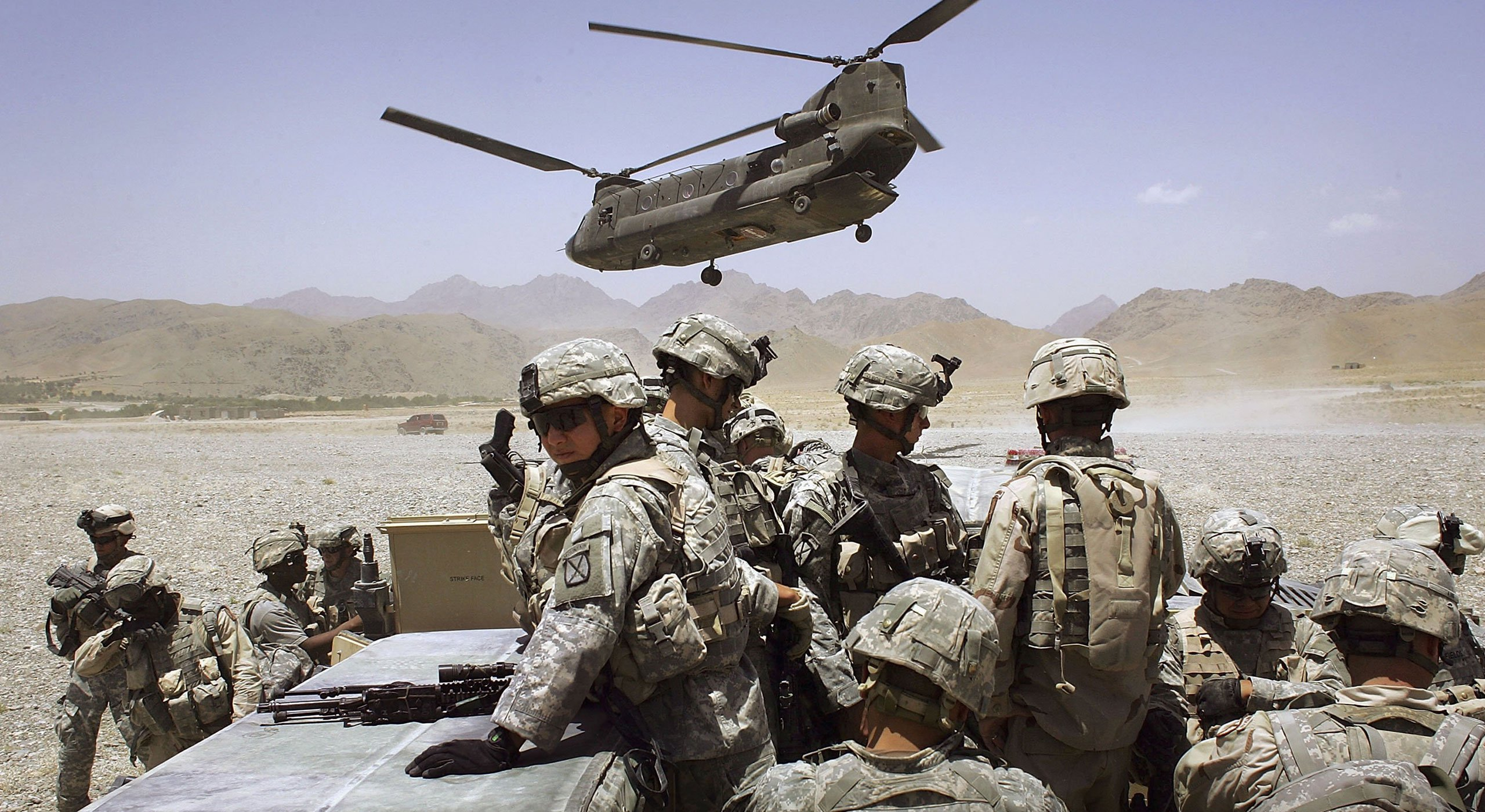 Congress's Vote To Keep War In Afghanistan Sells Out American Soldiers