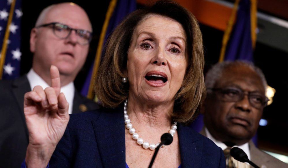 Pelosi's 'impeach Trump' announcement a bad, bad sign for our republic