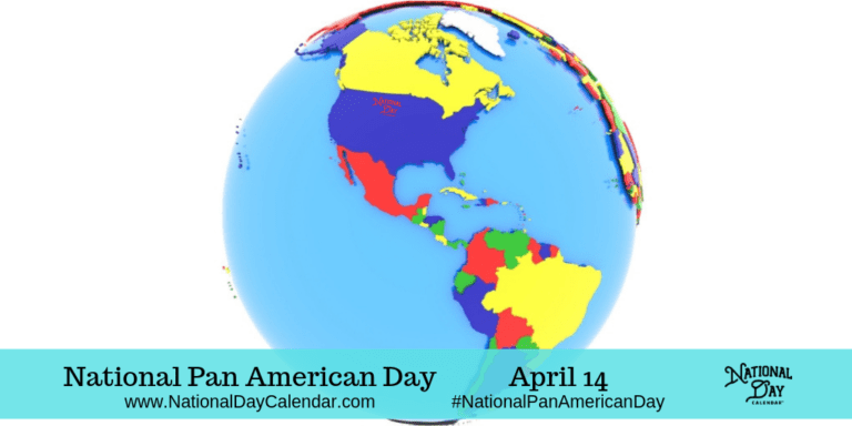NATIONAL PAN AMERICAN DAY