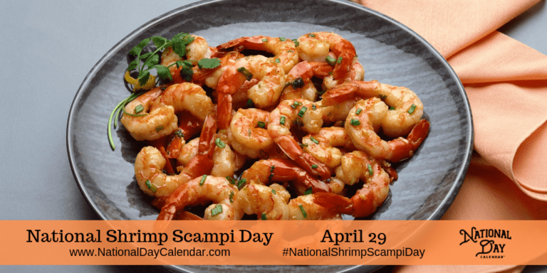 National Shrimp Scampi Day