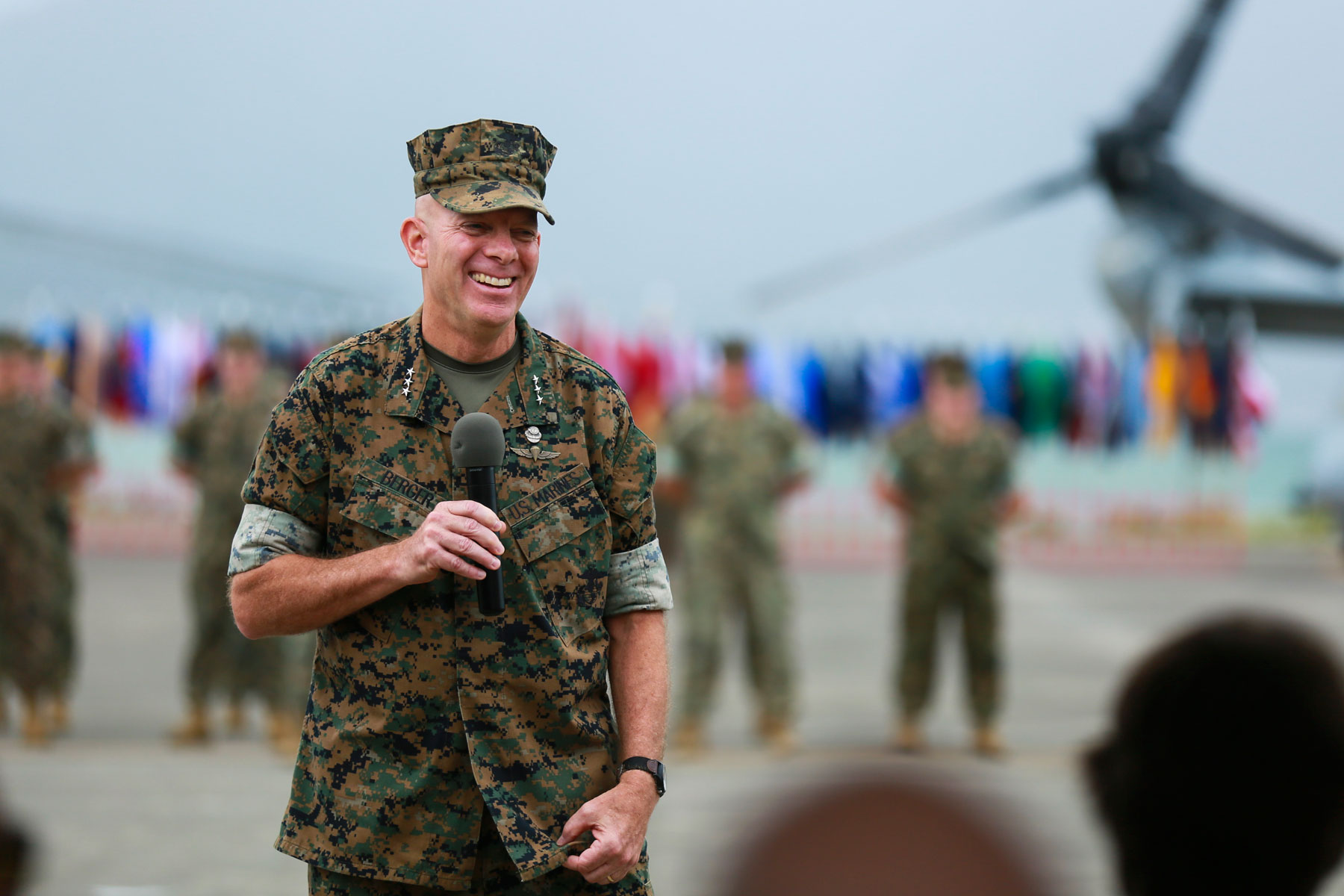 It's Official: Berger Will Be Next Marine Commandant After Senator's Delay
