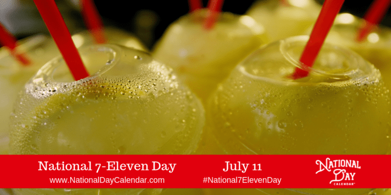 National 7-Eleven Day