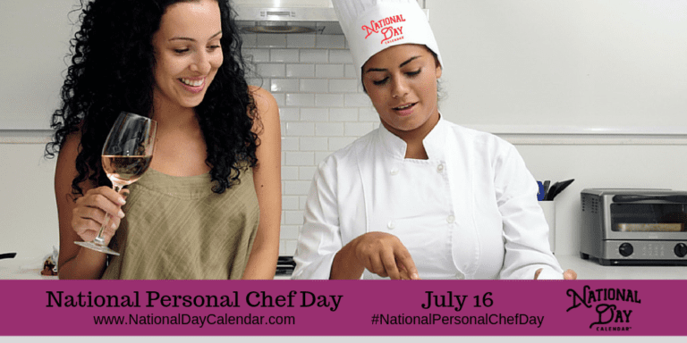 National Personal Chef's Day