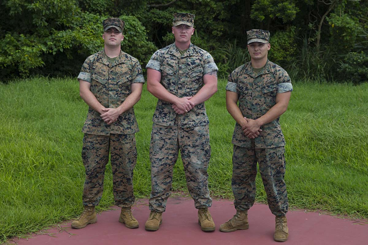 Marines Commended for Working to Save 2 Drowning Airmen in Japan