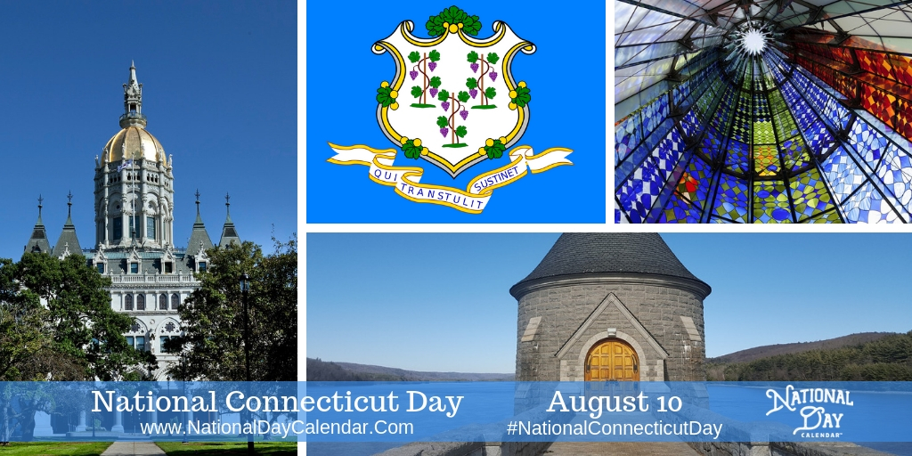 NATIONAL CONNECTICUT DAY