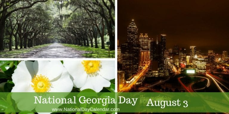 National Georgia Day
