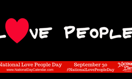 National Love People Day