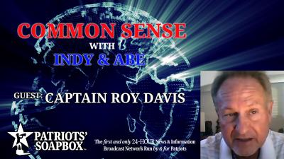Ep. 124 Interview with Captain Roy