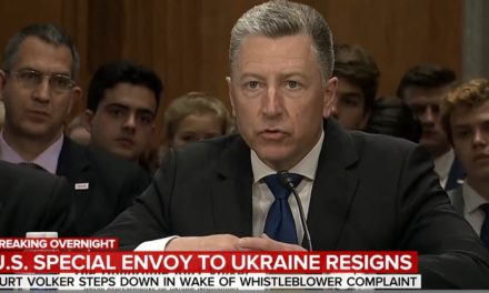 Volker Testimony Destroys Narrative Of Turmoil Following Ukraine Call