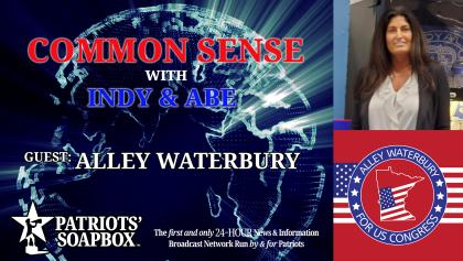 Ep. 144 Interview With Alley Waterbury