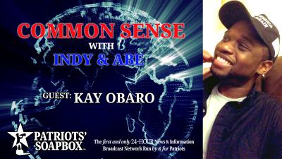 Ep. 134 Interview With Kay Obaro