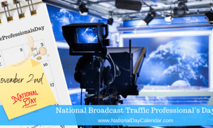 NATIONAL BROADCAST TRAFFIC PROFESSIONAL'S DAY