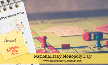 NATIONAL PLAY MONOPOLY DAY