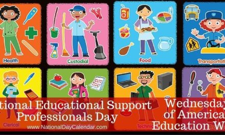 NATIONAL EDUCATION SUPPORT PROFESSIONALS DAY