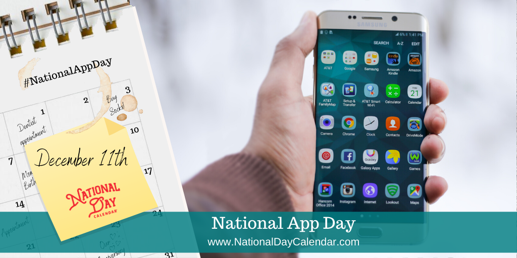 NATIONAL APP DAY