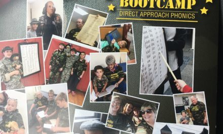 Reading Boot Camp Program