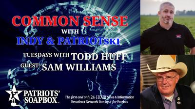 Ep. 173 Tuesday With Todd & Sam Williams Returns