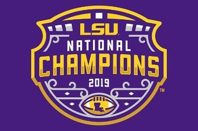 President Trump Welcomes the 2019 College Football National Champions: LSU Tigers