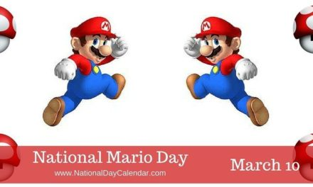 National Mario Day