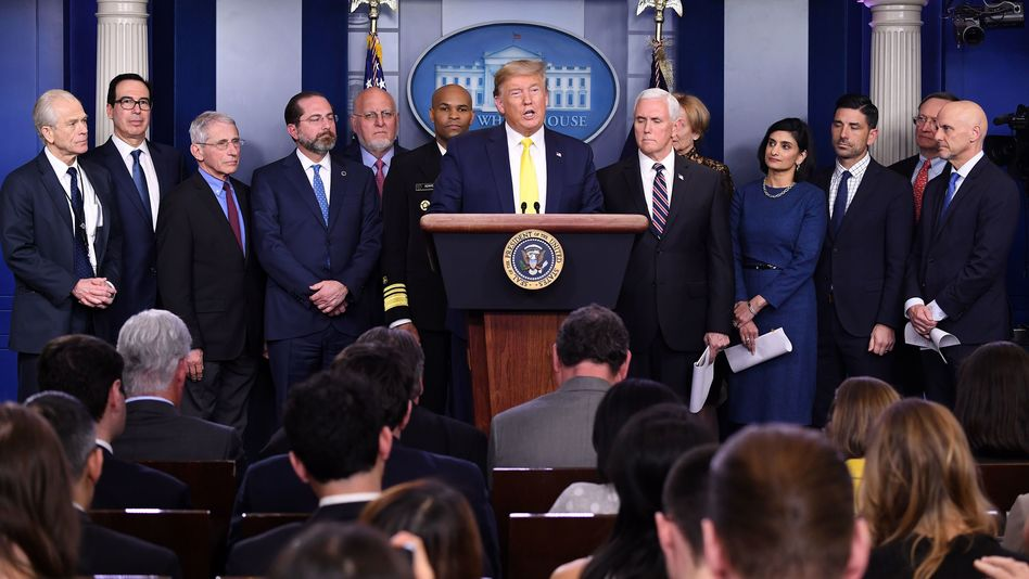 President Trump & Coronavirus Task Force Hold News Conference